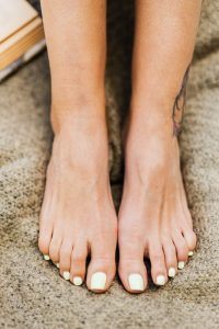 Yellow Toenails - Not a Site for Sore Eyes!